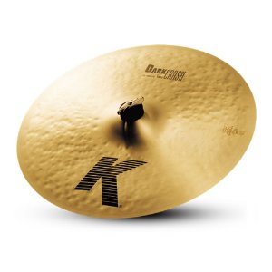 "Prato Zildjian K Series 15"" Dark Thin Crash"