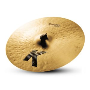 "Prato Zildjian K Series 17"" Dark Thin Crash"