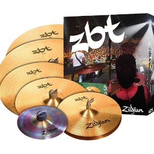 Kit de Pratos Zildjian ZBT Super Pack