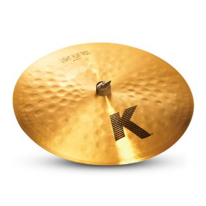 "Prato Zildjian K Series 20"" Light Flat Ride"