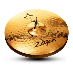 "Prato Zildjian A Series 15"" Heavy Hi-Hats (Bottom)"