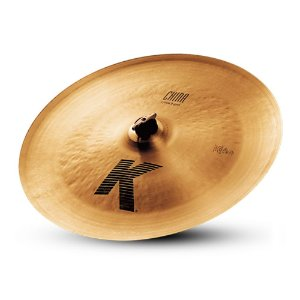"Prato Zildjian K Series 17"" China"