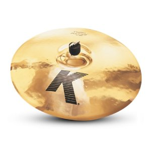 "Prato Zildjian K Custom 18"" Fast Crash"