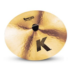 "Prato Zildjian K Series 16"" Dark Medium Thin Crash"