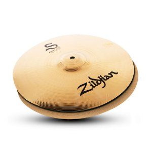 "Prato Zildjian S Family 14"" Rock Hi-Hats"