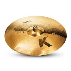 "Prato Zildjian K Series 21"" Crash Ride"