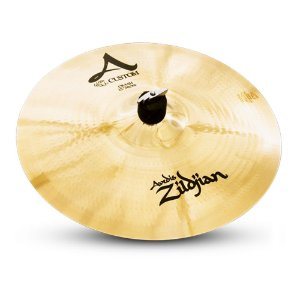 "Prato Zildjian A Custom 15"" Crash"
