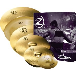 Kit de Pratos Zildjian Planet Z Super Pack