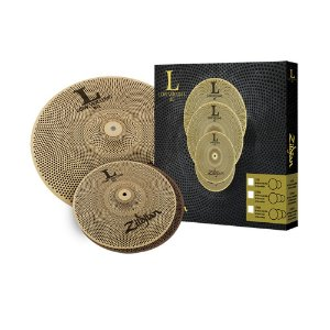 Kit de Pratos Zildjian Low Volume LV 38