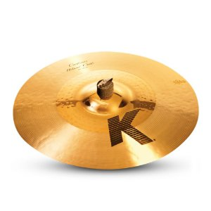 "Prato Zildjian K Custom 18"" Hybrid Crash"