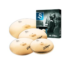 Kit de Pratos Zildjian S Family