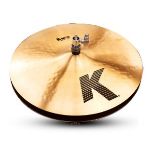 "Prato Zildjian K Series 14"" K-Z Dyno Beat Hi-Hats"