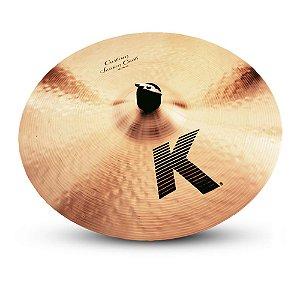 """Prato Zildjian K Custom 18"""" Session Crash"""