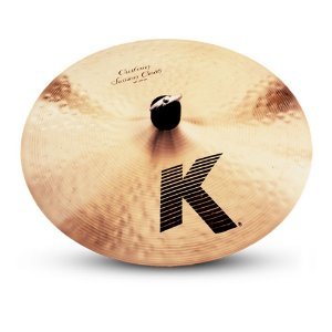 "Prato Zildjian K Custom 16"" Session Crash"
