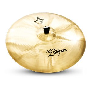 "Prato Zildjian A Custom 22"" Medium Ride"
