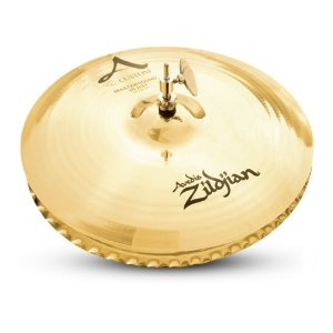 "Prato Zildjian A Custom 15"" Mastersound Hi-Hats"