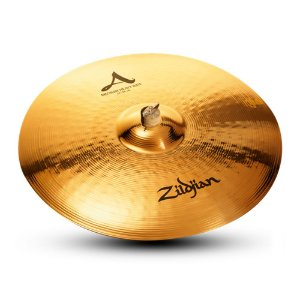 "Prato Zildjian A Series 22"" Brilliant Medium Heavy Ride"