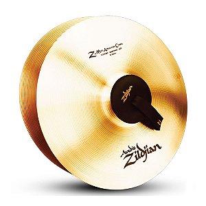 """Par de Pratos Zildjian Z-Mac 18"""" A0477"""