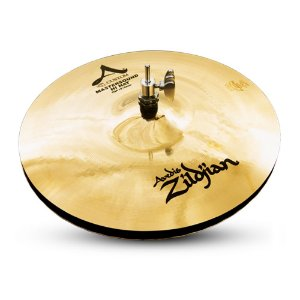 "Prato Zildjian A Custom 13"" Mastersound Hi-Hats"
