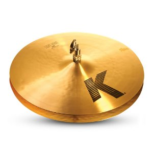 "Prato Zildjian K Series 16"" Light Hi-Hats"