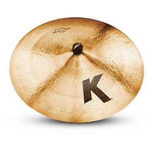 "Prato Zildjian K Custom 22"" Medium Ride"