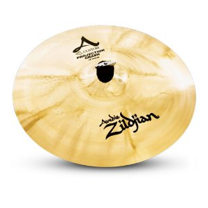 "Prato Zildjian A Custom 17"" Projection Crash"