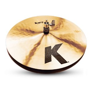"Prato Zildjian K Series 13"" Matched Hi-Hats"