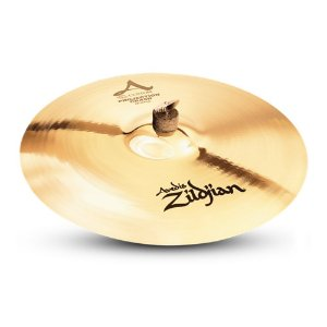 "Prato Zildjian A Custom 18"" Projection Crash"
