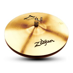 "Prato Zildjian A Series 14"" Rock Hi-Hats"