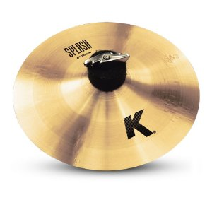"Prato Zildjian K Series 08"" Splash"