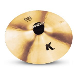 "Prato Zildjian K Series 10"" Splash"