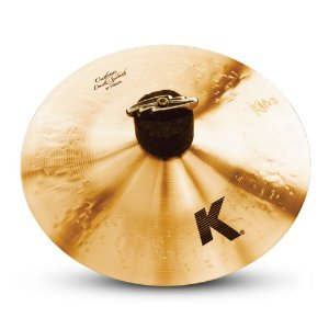 "Prato Zildjian K Custom 08"" Dark Splash"