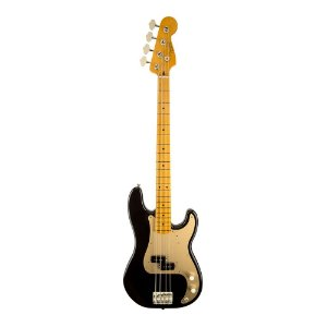 Contrabaixo Fender 50's Precision Bass Lacquer MN Black