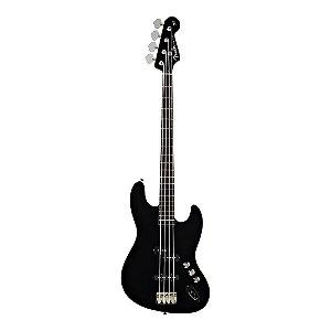 Contrabaixo Fender Aerodyne Jazz Bass Black