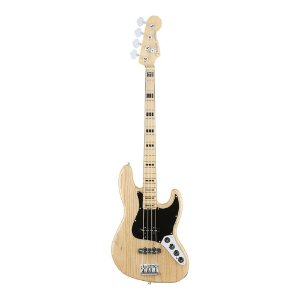 Contrabaixo Fender Am Elite Jazz Bass Ash Maple Natural