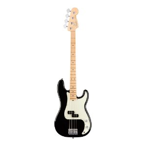 Contrabaixo Fender Am Professional Precision Bass Maple Black