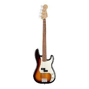 Contrabaixo Fender Player Precision Bass PF 3 Color Sunburst