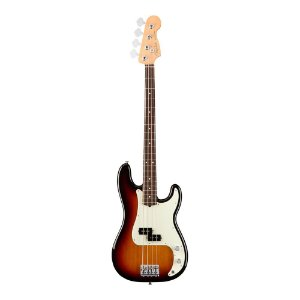 Contrabaixo Fender Am Professional Precision Bass Rosewood 3 Color Sunburst
