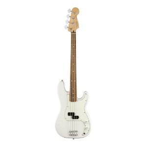 Contrabaixo Fender Player Precision Bass PF Polar White