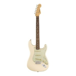 Guitarra Fender 60's American Original Stratocaster RW Olympic White
