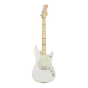 Guitarra Fender Offset Duo Arctic White