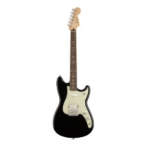Guitarra Fender Offset Duo Black