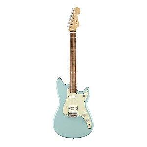 Guitarra Fender Offset Duo Daphne Blue