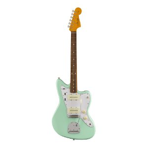 Guitarra Fender 60's Jazzmaster Lacquer PF Surf Green