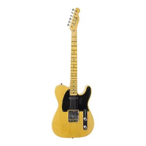 Guitarra Fender 60's Telecaster Journeyman Relic Hwcc 2018 Collection Butterscotch Blonde