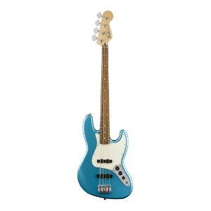 Contrabaixo Fender Standard Jazz Bass Pau Ferro Lake Placid Blue