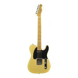Guitarra Fender 60's Telecaster Journeyman Relic Hwcc 2018 Collection F.Nocaster Blond