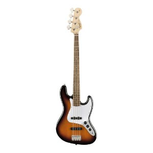 Contrabaixo Squier Affinity J. Bass LR Brown Sunburst