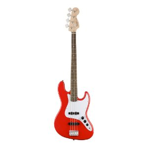 Contrabaixo Squier Affinity J. Bass LR Racing Red