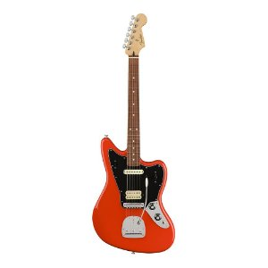 Guitarra Fender Player Jaguar PF Sonic Red